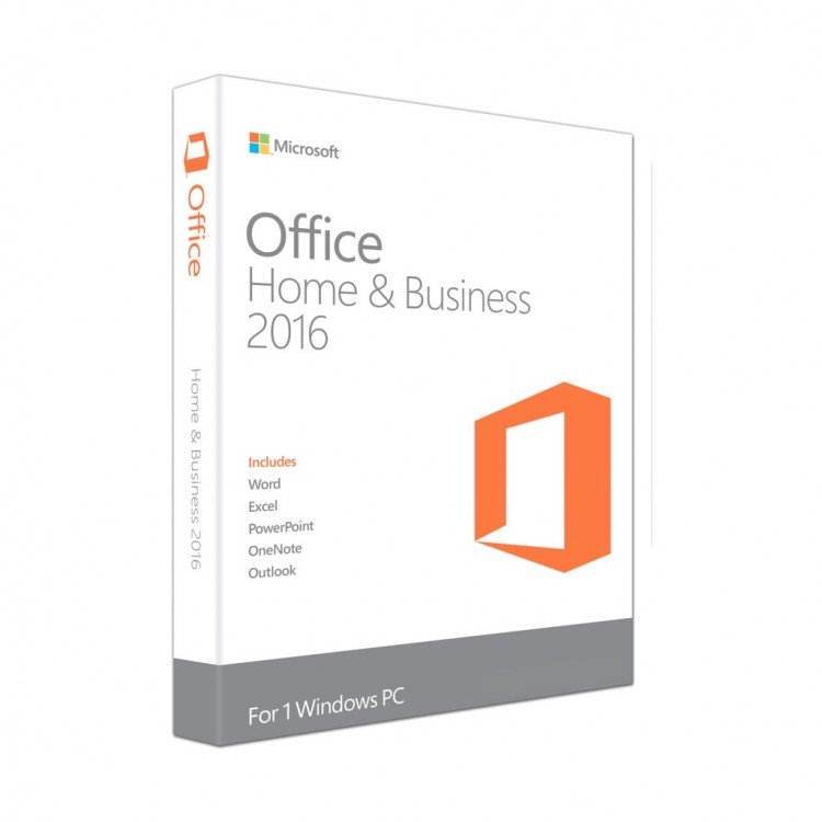 OFFICE HOME AND BUSINESS 2016 32:64