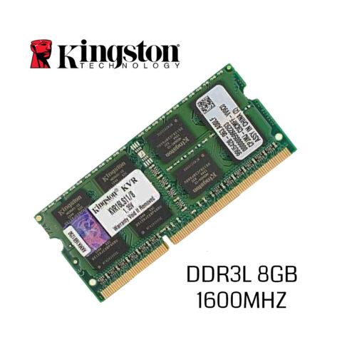 KINGSTON 8GB DDR3L 1600MHz