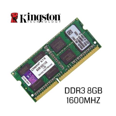 KINGSTON 8GB 1600 MHZ