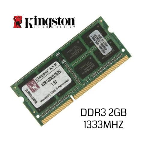 KINGSTON 2GB DDR3 1333MHZ