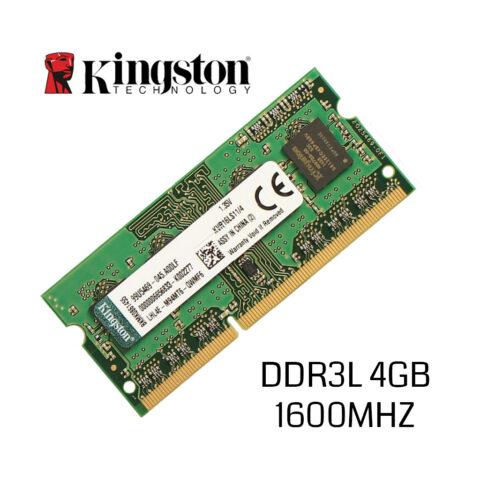 KINGSTON 4GB DDR3L 1600MHZ