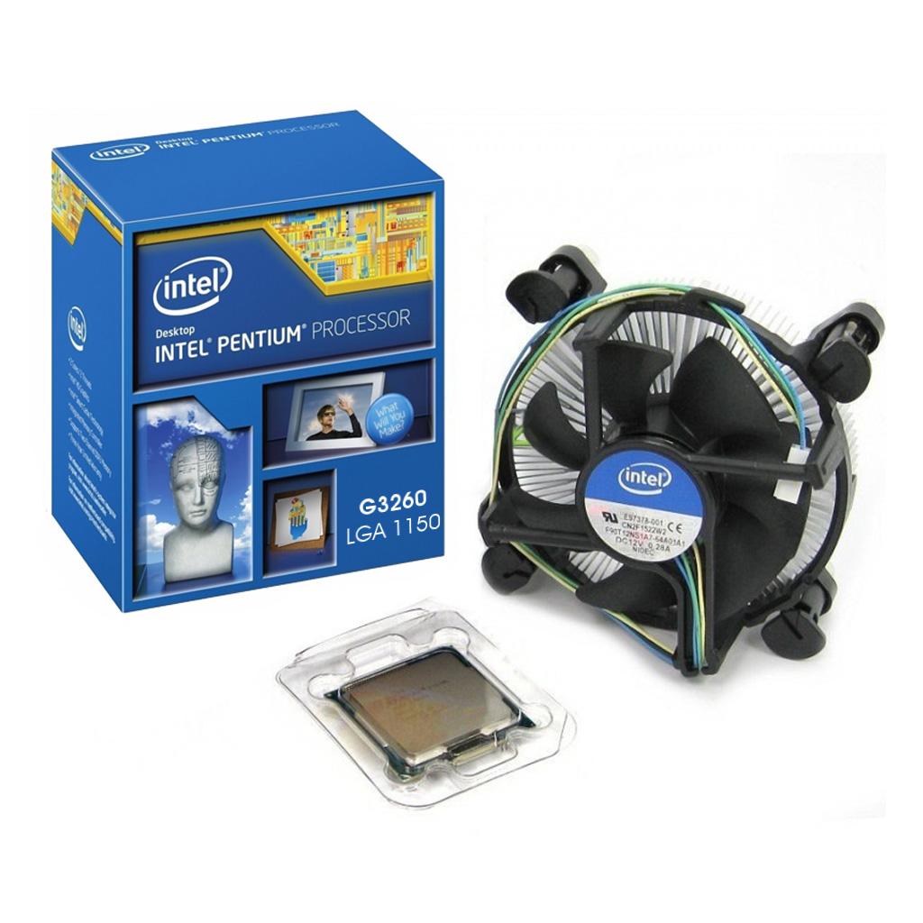 CPU INTEL PENTIUM 3.3GHZ (G3260) 1150