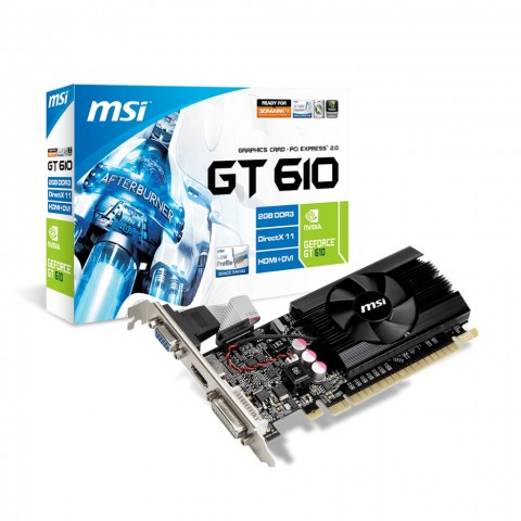 msi - N610GT-MD2GD3
