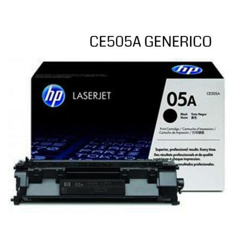 TONER HP GENERICO CE505A