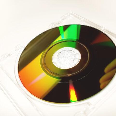MINI DVD-RW REGRABABLE VIO