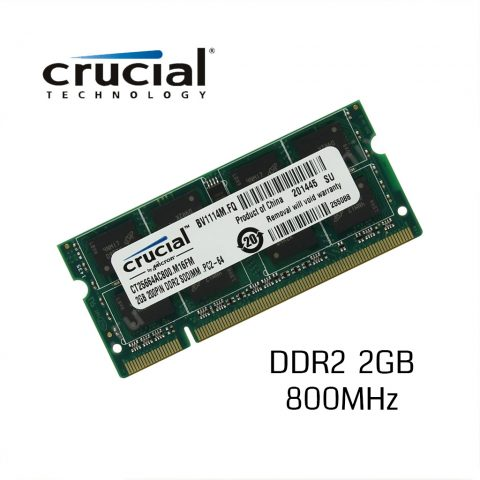 CRUCIAL 2GB 800MHz