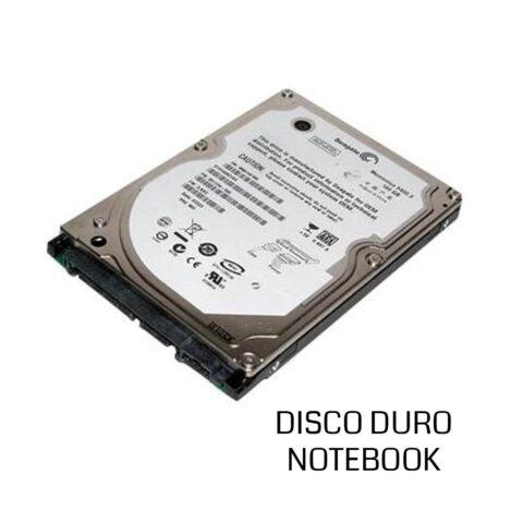 Disco Duro Notebook