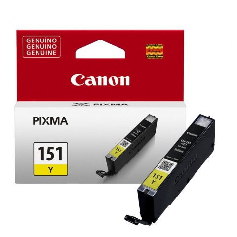 CANON CLI151 YELLOW