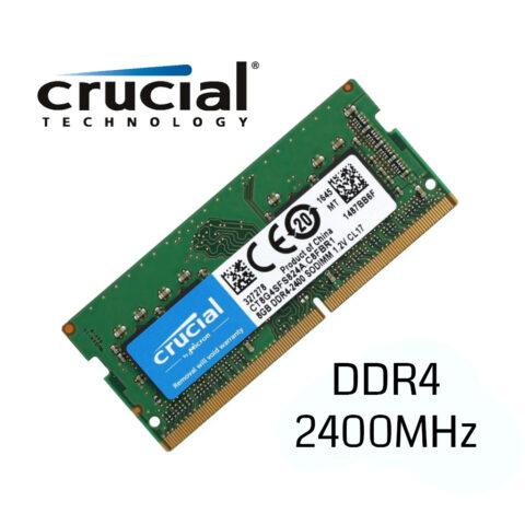 CRUCIAL 8GB 2400MHZ