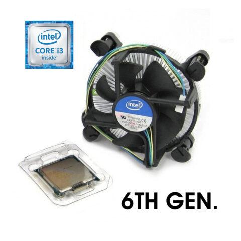 I3 6100 3.7GHZ 1
