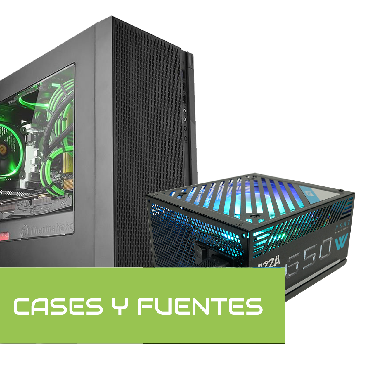 Cases y Fuentes