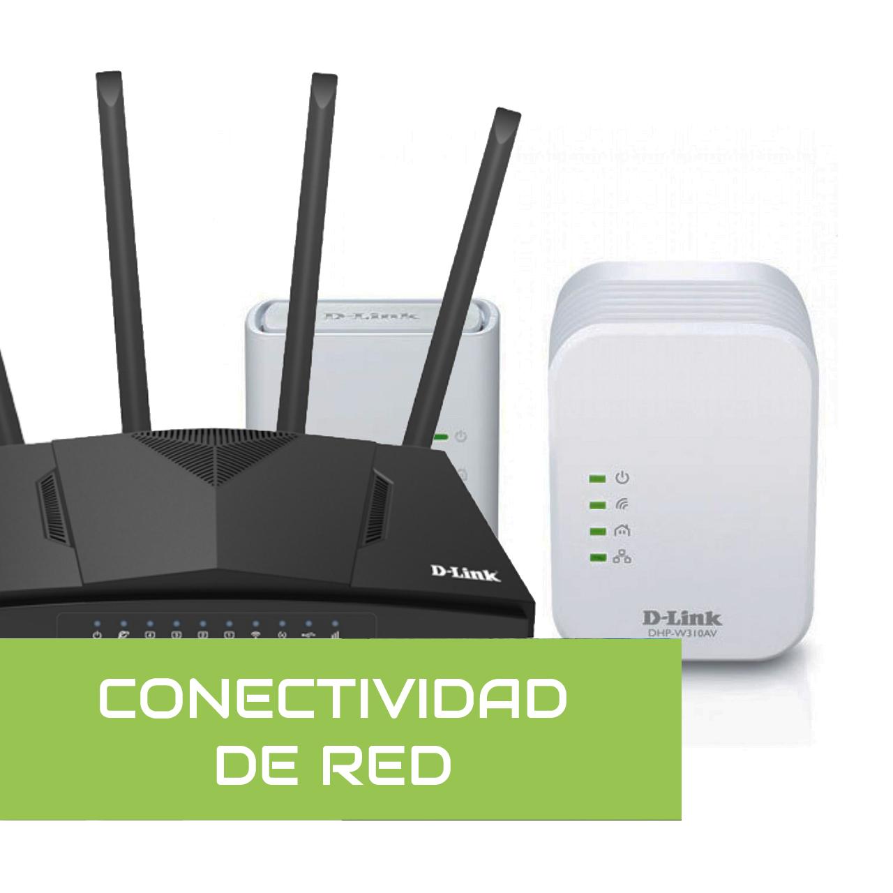 Conectividad de Red