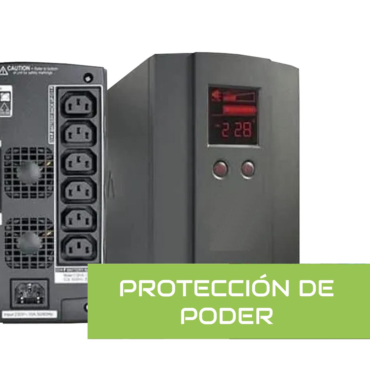 Protección de Poder