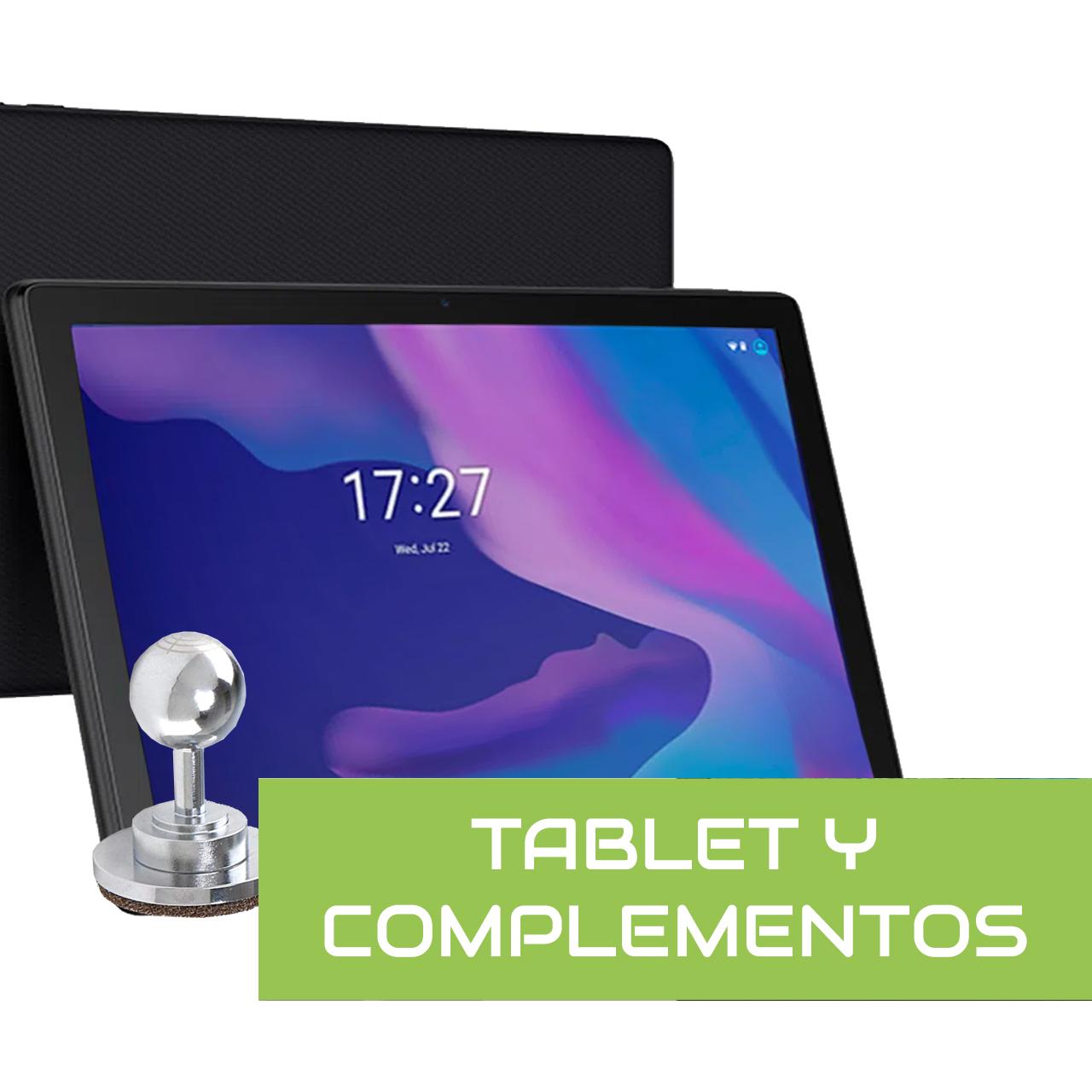 Tablets y Complementos